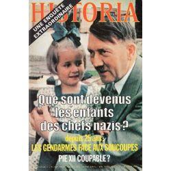 Historia n° 383 - Que sont devenus les enfants des chefs nazis ?