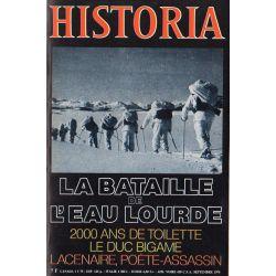 Historia n° 382 - La Bataille de l'eau lourde