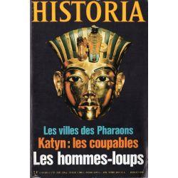 Historia n° 380 - Villes et Palais des Pharaons