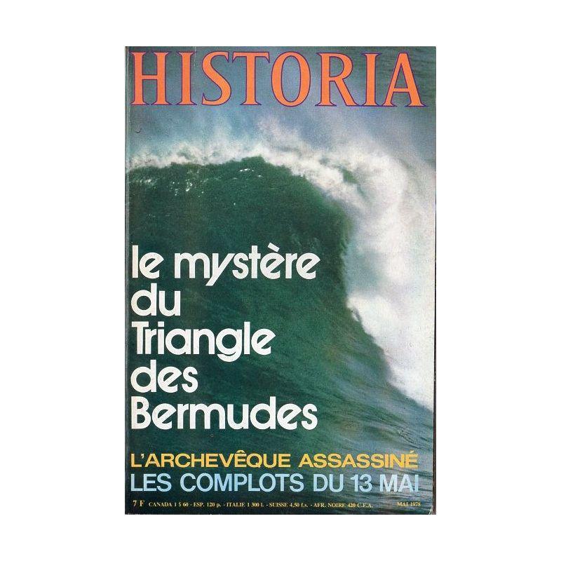 Historia n° 378 - Le mystère du Triangle des Bermudes
