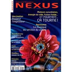 Nexus n° 67 - Moteurs sur-unitaires, énergie du vide, fusion froide ...