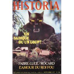 Historia n° 370 - La Bête du Gévaudan : un sadique ou un Loup ?