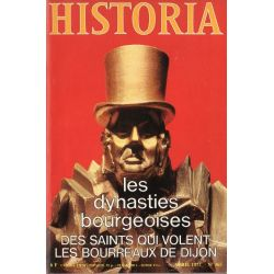 Historia n° 365 - Les dynasties bourgeoises