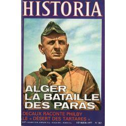 Historia n° 363 - Alger, la bataille des paras
