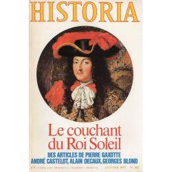 Historia n° 362 - Louis XIV - Le couchant du Roi Soleil