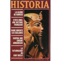 Historia n° 358 - La gloire de Ramsès