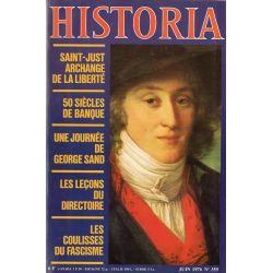 Historia n° 355 - Saint-Just, archange de la liberté