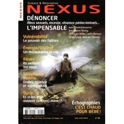 Nexus n° 91 - Abus sexuel, inceste etc... Dénoncer l'impensable