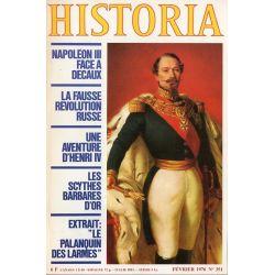 Historia n° 351 - Napoléon III face à Decaux