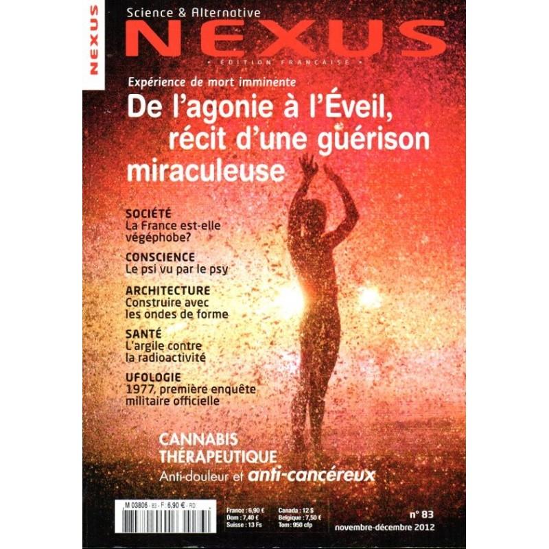 Nexus n° 83 - Expérience de mort imminente : Récit
