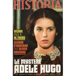 Historia n° 347 - Le mystère Adèle Hugo