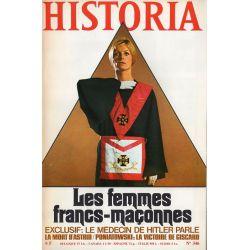 Historia n° 346 - Les femmes Francs-Maçonnes