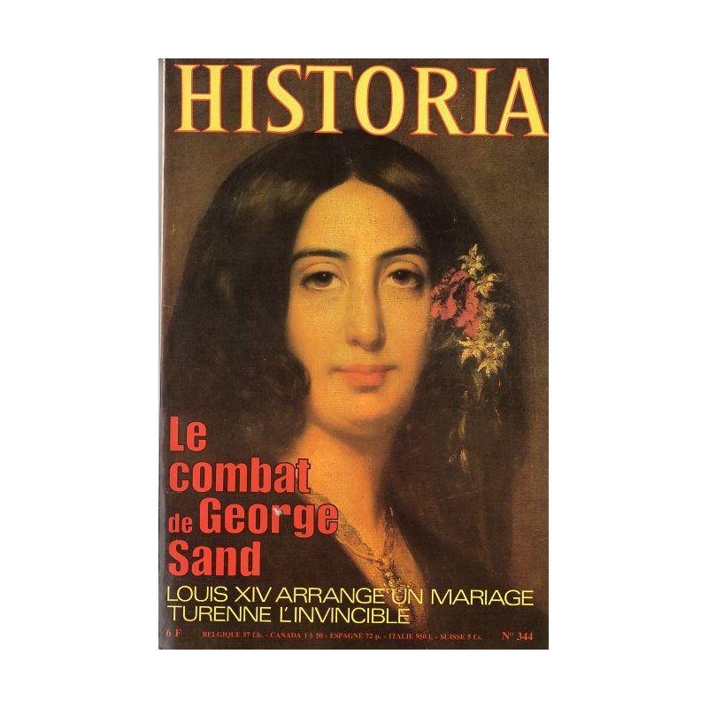 Historia n° 344 - Le combat de George Sand