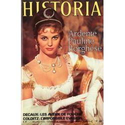 Historia n° 343 - Ardente Pauline Borghèse