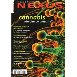 Nexus n° 68 - Cannabis : Interdire ou prescrire ?