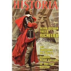 Historia n° 338 - Alain Decaux face à Richelieu