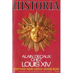 Historia n° 337 - Alain Decaux chez Louis XIV