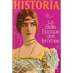 Historia n° 332 - La Belle Époque des femmes