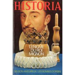 Historia n° 331 - Henri III : L'énigme du Roi Mignon