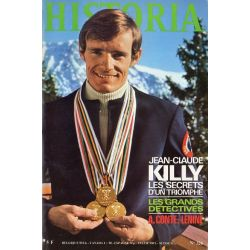 Historia n° 326 - Jean-Claude Killy, les secrets d'un triomphe