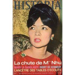 Historia n° 324 - La chute de Madame Nhu