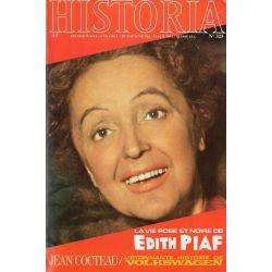 Historia n° 323 - La vie rose et noire de Edith Piaf