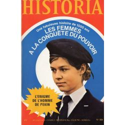 Historia n° 321 - Une histoire de 1000 ans : Les femmes à la conquête du pouvoir
