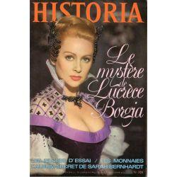 Historia n° 320 - Le mystère de Lucrèce Borgia