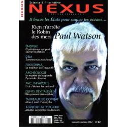 Nexus n° 82 - Paul Watson, il brave les Etats pour sauver les océans...