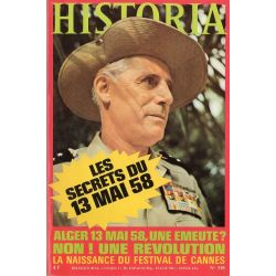 Historia n° 318 - Les secrets du 13 mai 1958