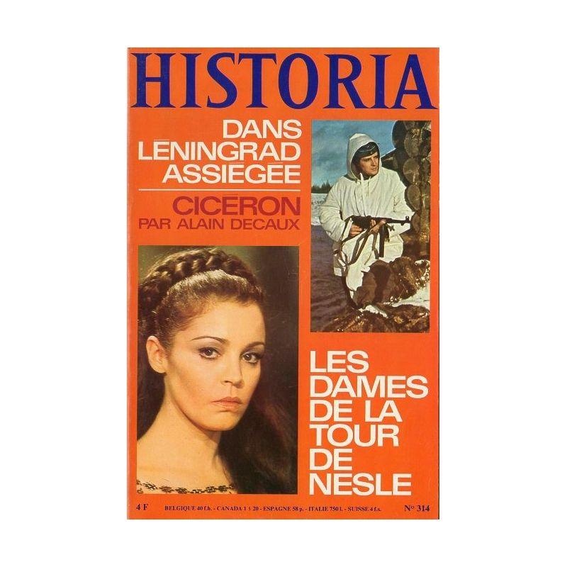 Historia n° 314 - Dans Leningrad assiégée