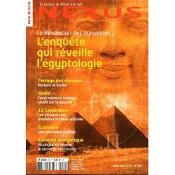 Nexus n° 85 - La Révélation des pyramides : l'enquête qui réveille l'égyptologie