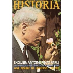 Historia n° 312 - Antoine Pinay parle