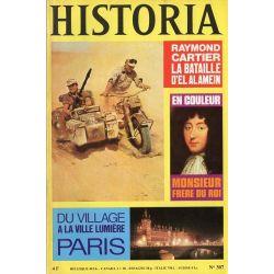Historia n° 307 - El Alamein : l'Afrique est sauvée