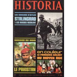 Historia n° 305 - Les erreurs d'Hitler : Stalingrad, les russes reculent