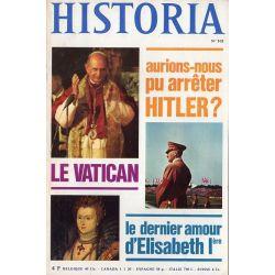 Historia n° 302 - Aurions-nous pu arrêter Hitler ?
