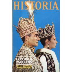 Historia n° 299 - Dossier : La Perse a 2500 ans, Ma vie quotidienne de Roi, Farah, impératrice d'Iran