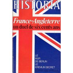 Historia n° 297 - France-Angleterre : un duel de six cents ans