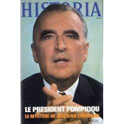 Historia n° 292 - Le Président Pompidou
