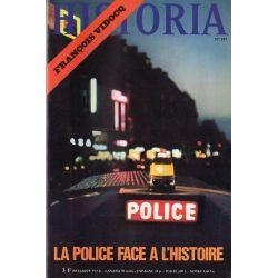 Historia n° 291 - La Police face à l'Histoire