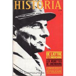 Historia n° 289 - Dossier : De Lattre