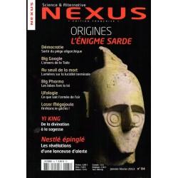 Nexus n° 84 - Origines : L'énigme Sarde