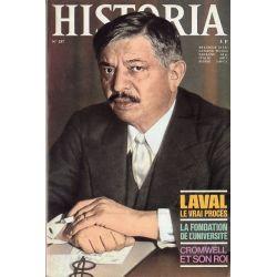 Historia n° 287 - Dossier : Le procès de Laval