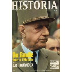 Historia n° 282 - De Gaulle face à l'Histoire