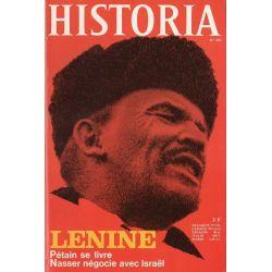 Historia n° 281 - Lénine : l'enfance heureuse de Volodia Oulianov