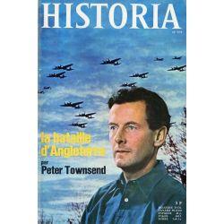 Historia n° 279 - La Bataille d'Angleterre (par Peter Townsend)