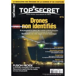 Top Secret n° 76 - Drones non identifiés