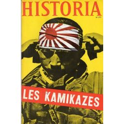 Historia n° 275 - Les Kamikazes - Octobre 1969