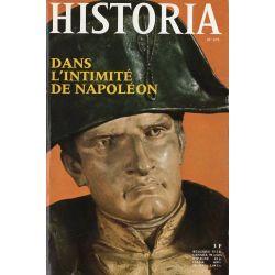 Historia n° 273 - Dans l'intimité de Napoléon