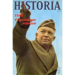 Historia n° 271 - 1944 : Eisenhower attaque